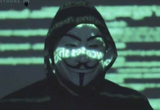 Anonymous Saldırdı. 296 GB'lık Veri İnternete Düştü!