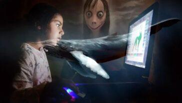 mavi balina - momo - tehlikeli oyunlar - korku oyunlari - lorentlabs oyun