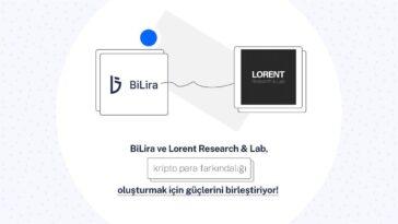 bilira - bilira lorentlabs - bilira isbirligi - lorent research lab - lorentlabs - kripto para