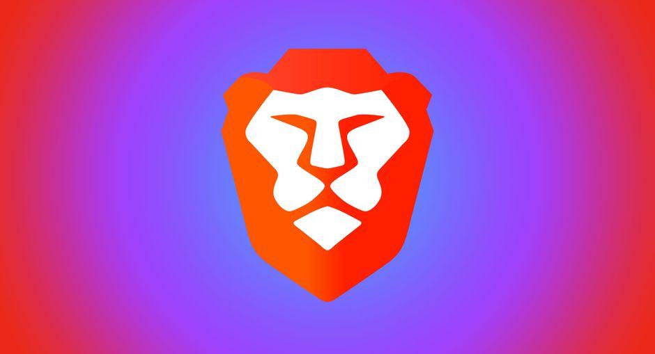 brave logo icon gradient