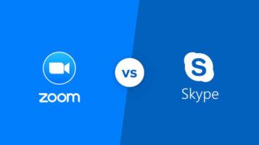 zoom vs skype - zoom ve skype karşılaştırma - lorentlabs karşılaştırma - siber güvenlik