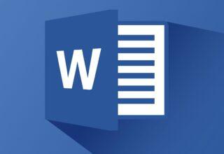 Windows için Microsoft Word Klavye Kısayolları!