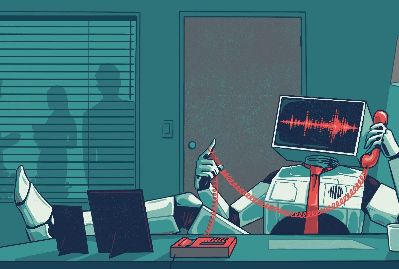 deepfake - deepfake ses - deepfake ses dolandırıcılığı - siber dolandırıcılık - siber güvenlik