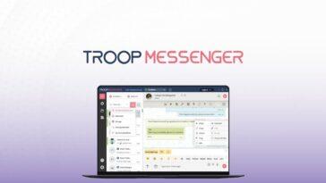 troop messenger incelemesi