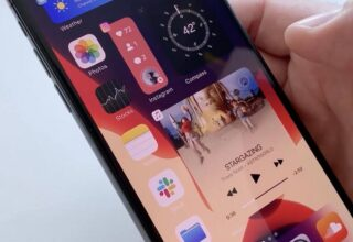 iPhone'da Ana ekranı Özelleştirme: İşte Basit 5 Öneri!