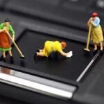 akıllı telefon temizliği - cihaz temizliği - önbellek temizleme